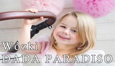 Wózki wielofunkcyjne DADA PARADISO